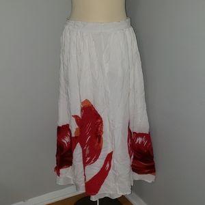 Peter Nygard Skirts - Peter Nygård | Size 10 Floral maxi skirt
